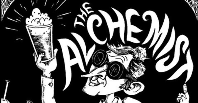 SPECIALTY TAPPING – THE ALCHEMIST